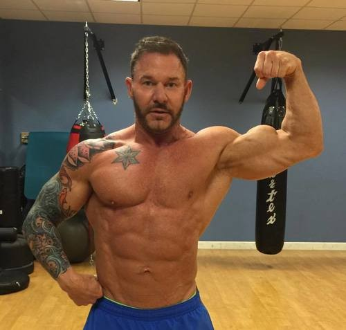 51 year-old Paul Talbot inspiring example fitness goals achieved