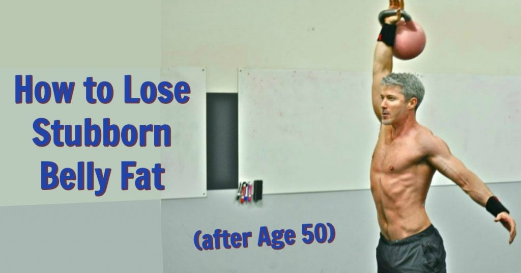How to Lose Stubborn Belly Fat After Age 50