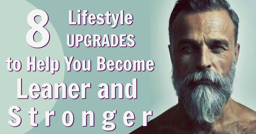body transformation lifestyle upgrades