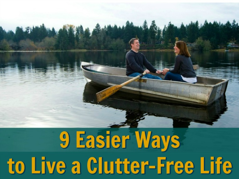 living free of clutter