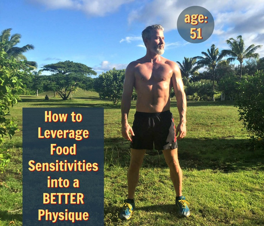 turn food sensitivity into better physique