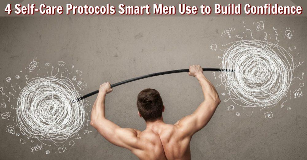 smart men confidence