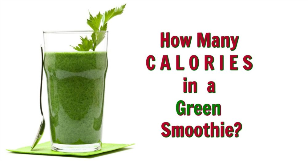 smoothie calories