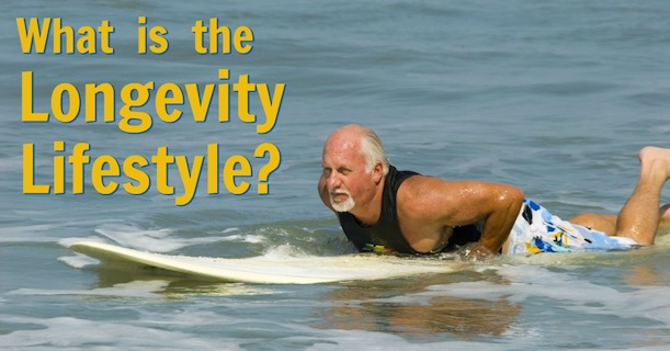 new longevity lifestyle