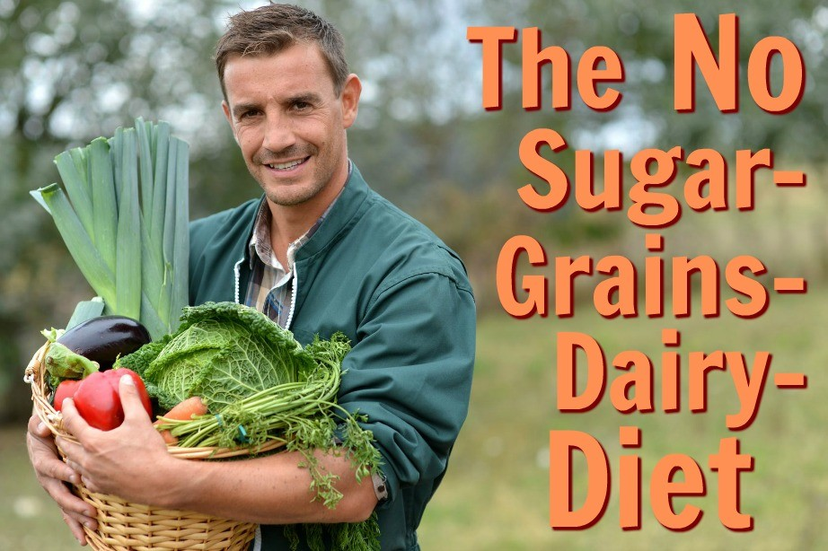 No sugar grains dairy daily diet