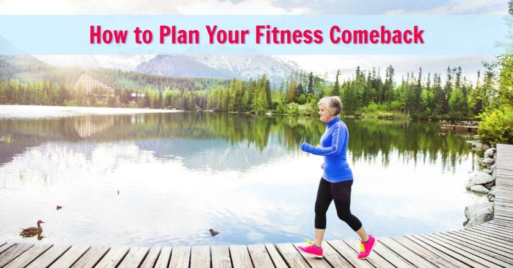 fitness comeback plan goals