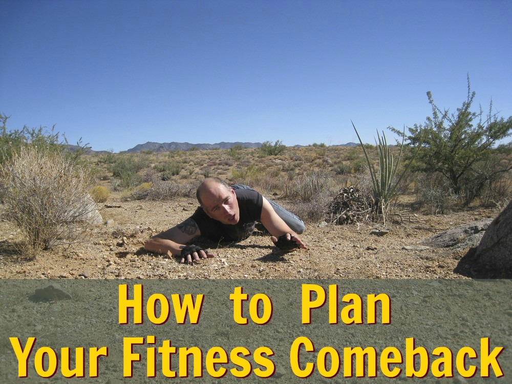 fitness comeback plan