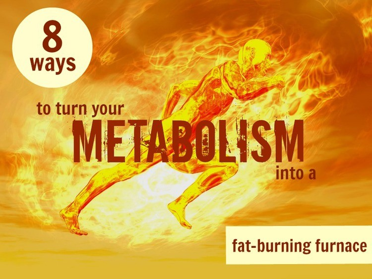 Fat burning metabolism