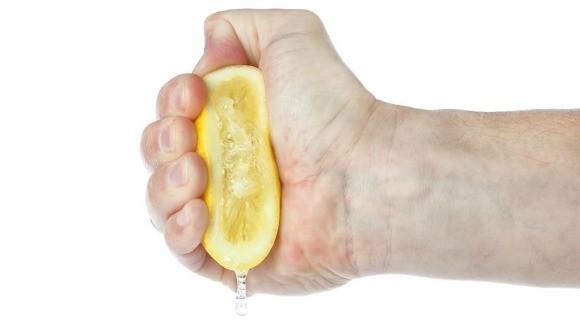 lemons Master Cleanse