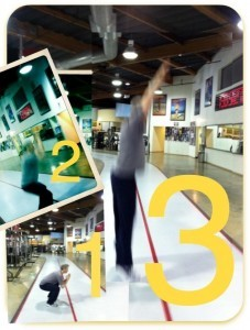 Jump Squat plyometric exercise