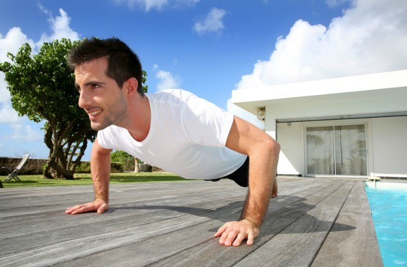 develop lean muscle for confidence