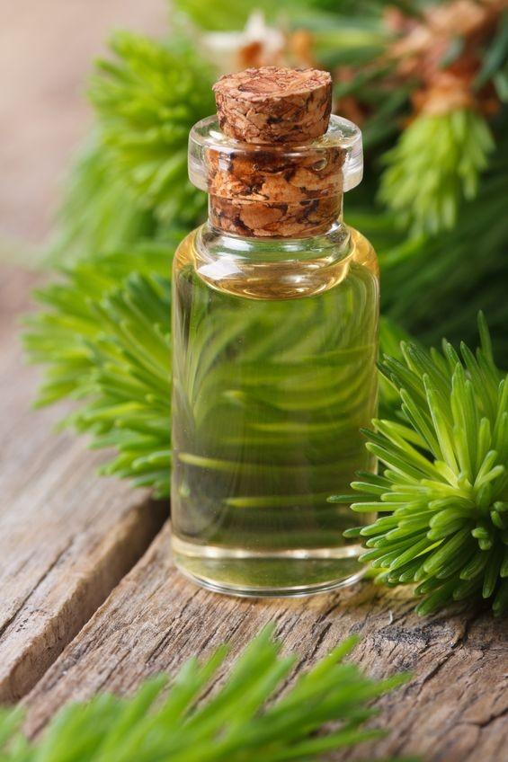 Essential oils smell confidence
