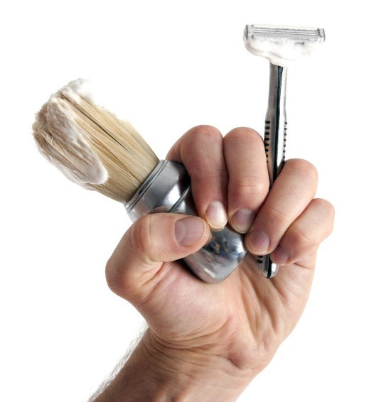Shaving implements