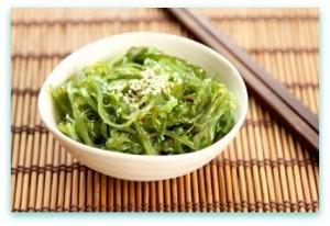 Seaweed healthier nutrition