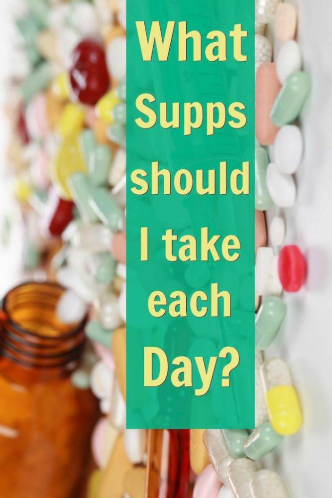 best healthy body supplements