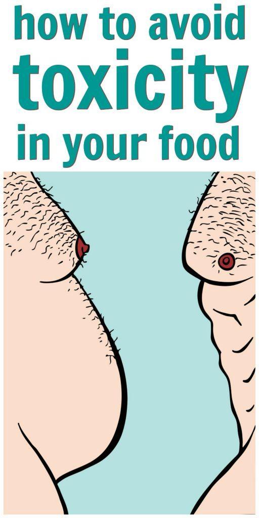 benefits of avoiding food toxicity