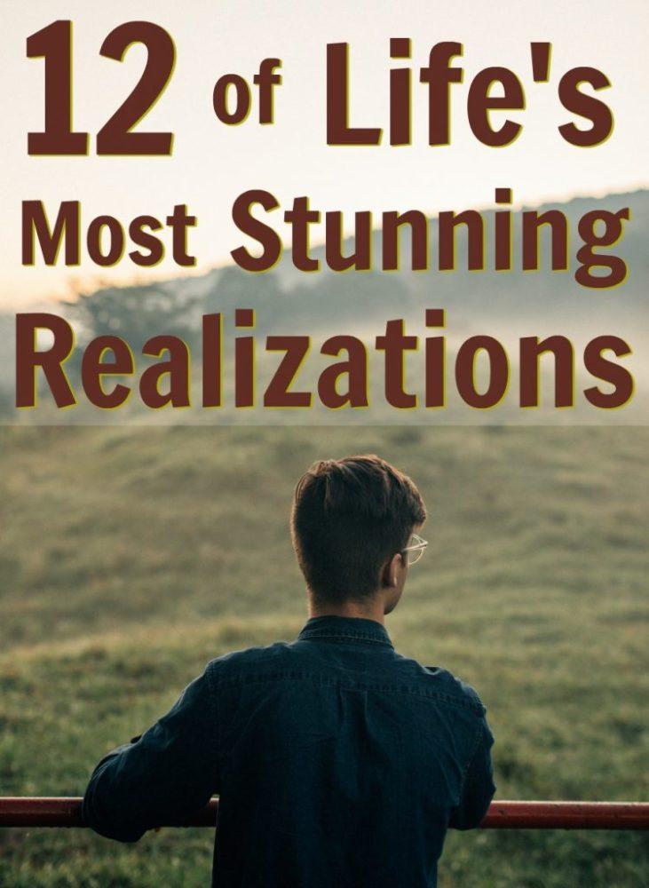 stunning realizations