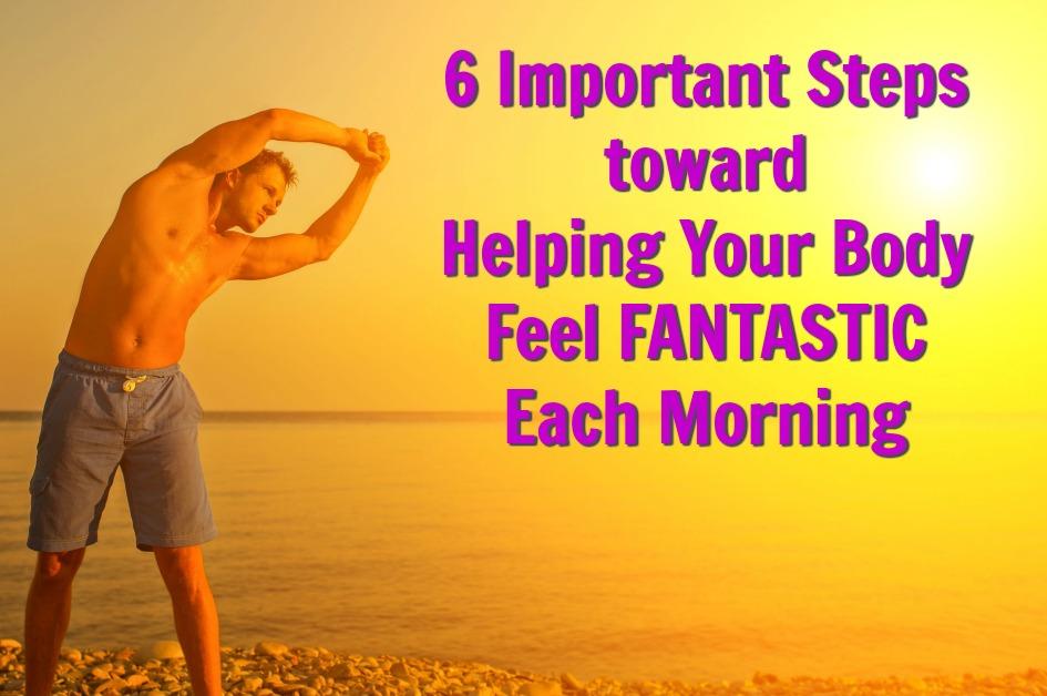 fantastic morning body