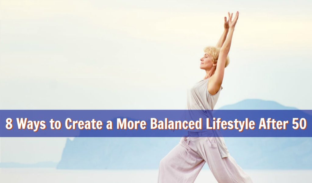 balanced living after age 50