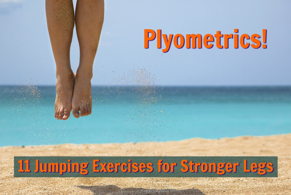 plyometrics jumping exercise ideas