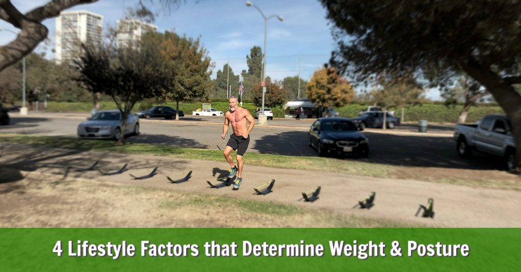 Posture and Weight Determined by 4 Lifestyle Factors, Says New Research