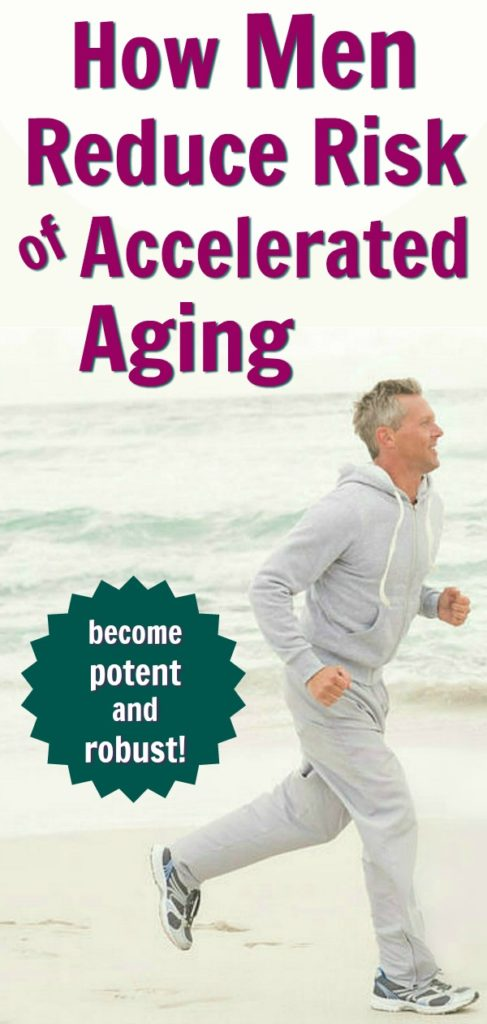 aging men's health potent robust