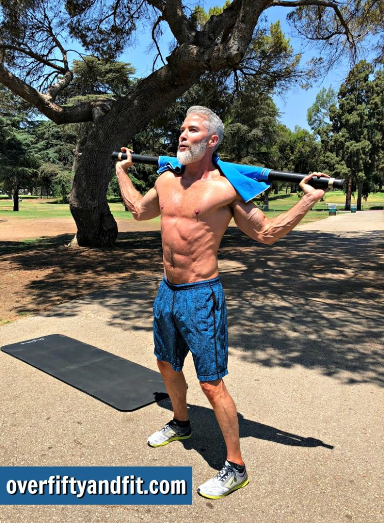 healthiest men habits strong man