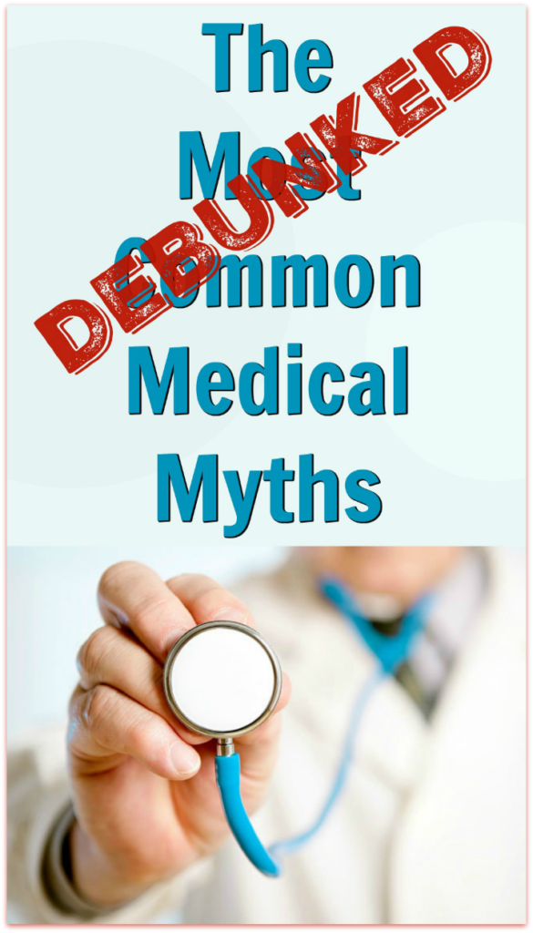 medical myths debunked belly bulge