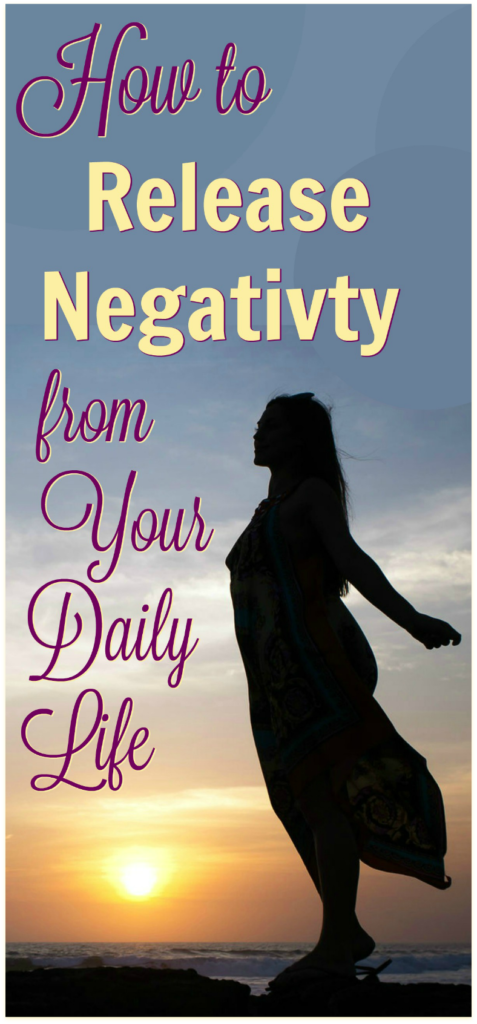 negativity release for joy