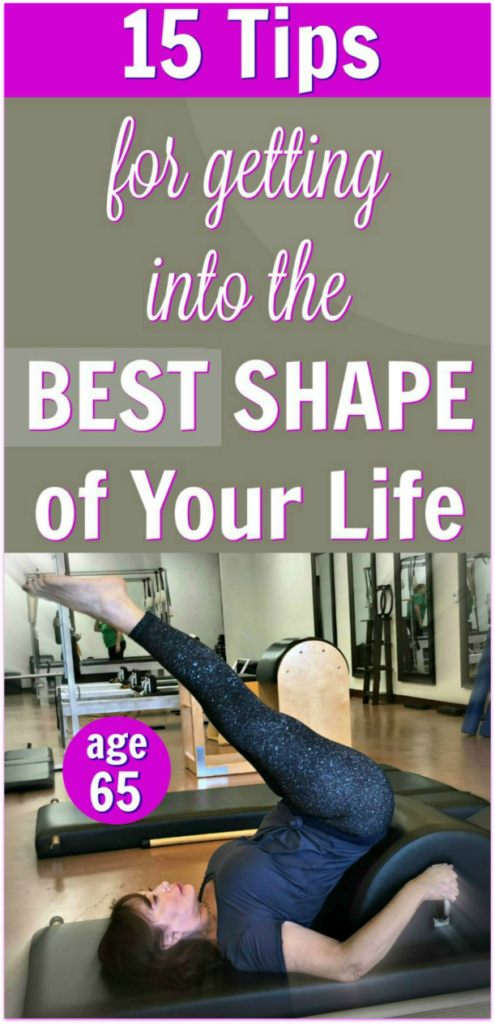 improve fitness shape