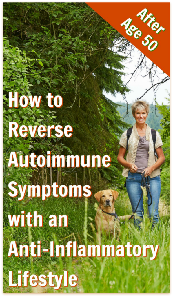 autoimmune inflammation symptom reduction