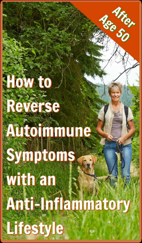 autoimmune inflammation symptom reduction