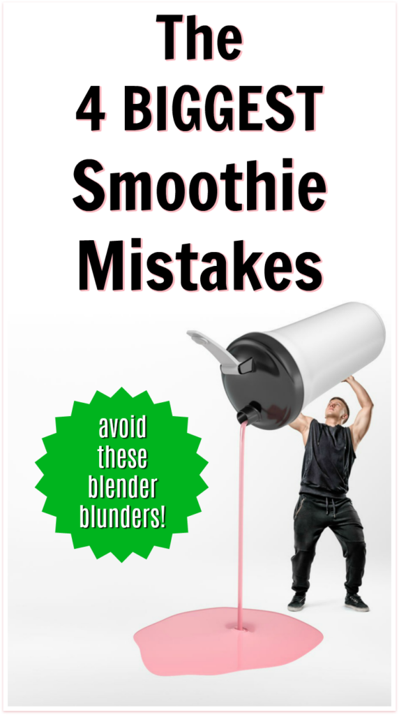 smoothie mistakes healthier fitness