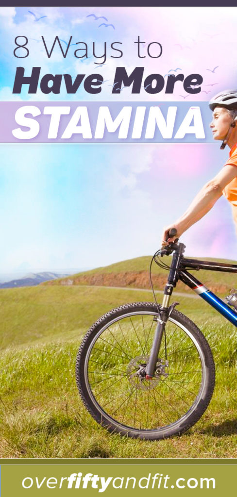 build stamina have more energy