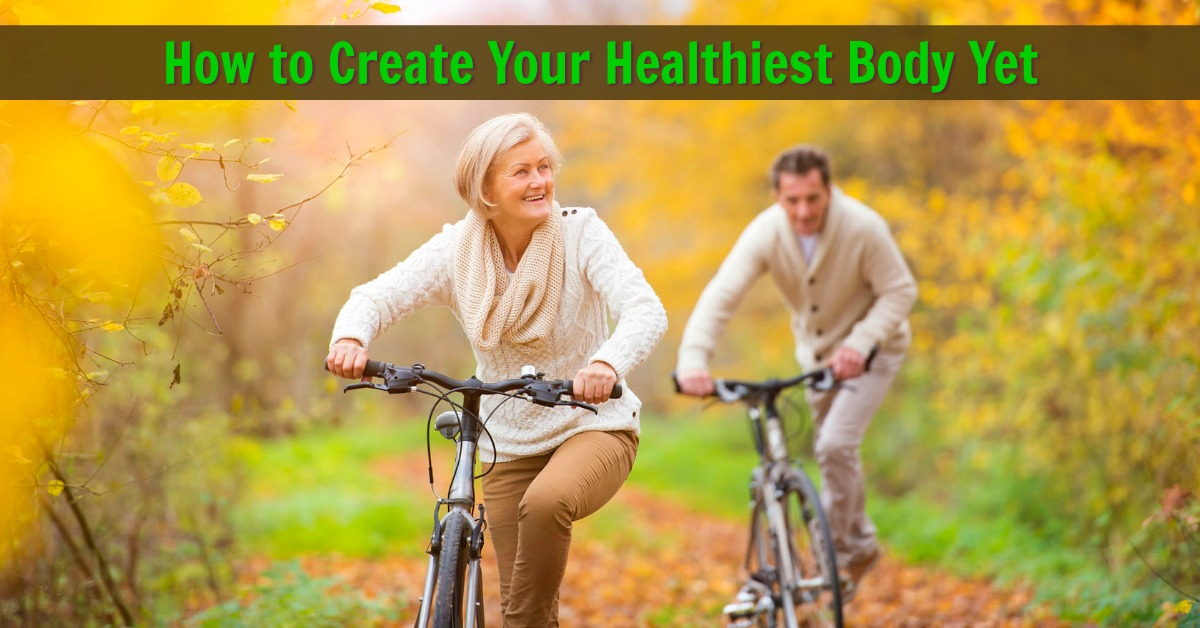 healthiest body longevity