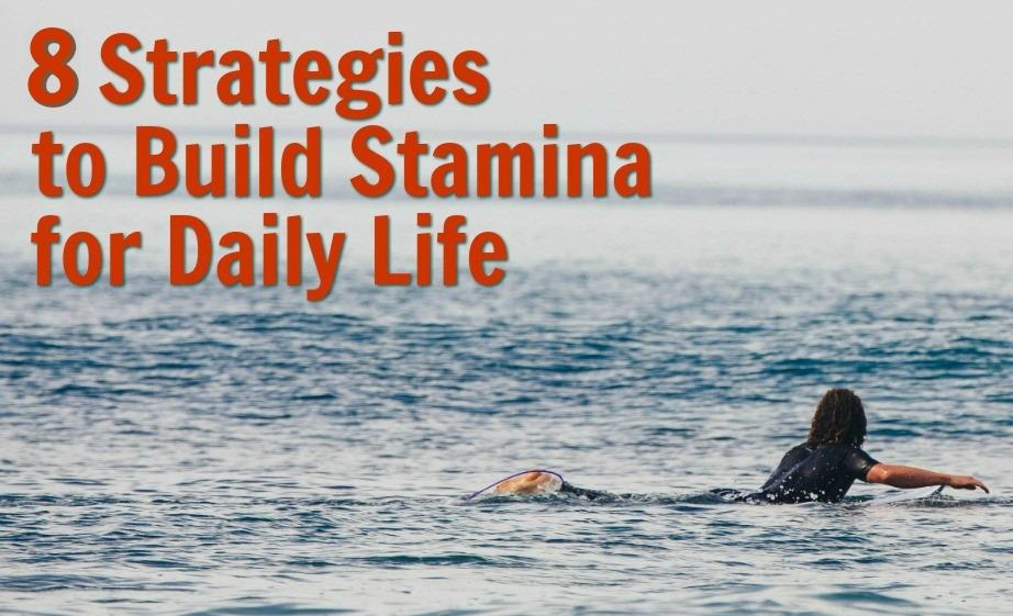 stamina strategies