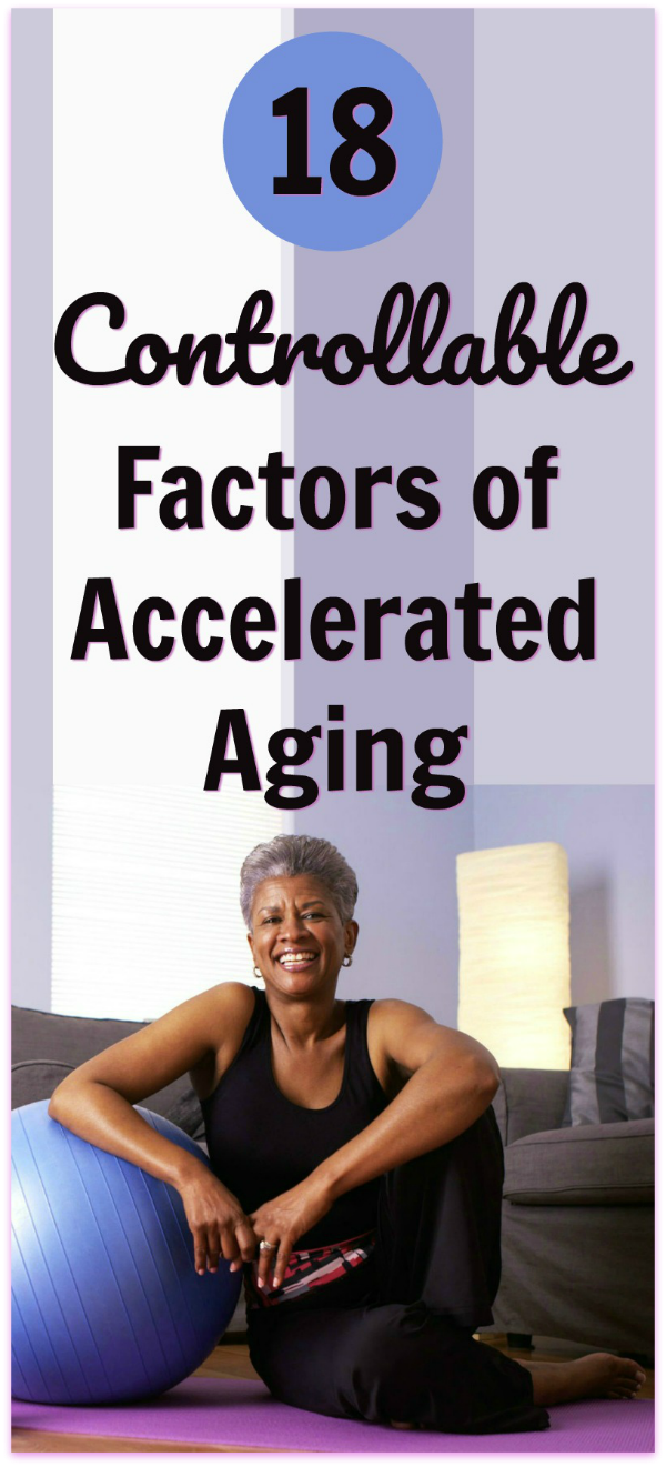longevity – factors of aging