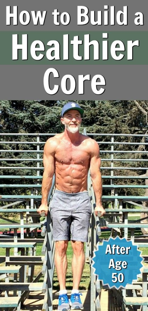age 50 belly fat stronger core
