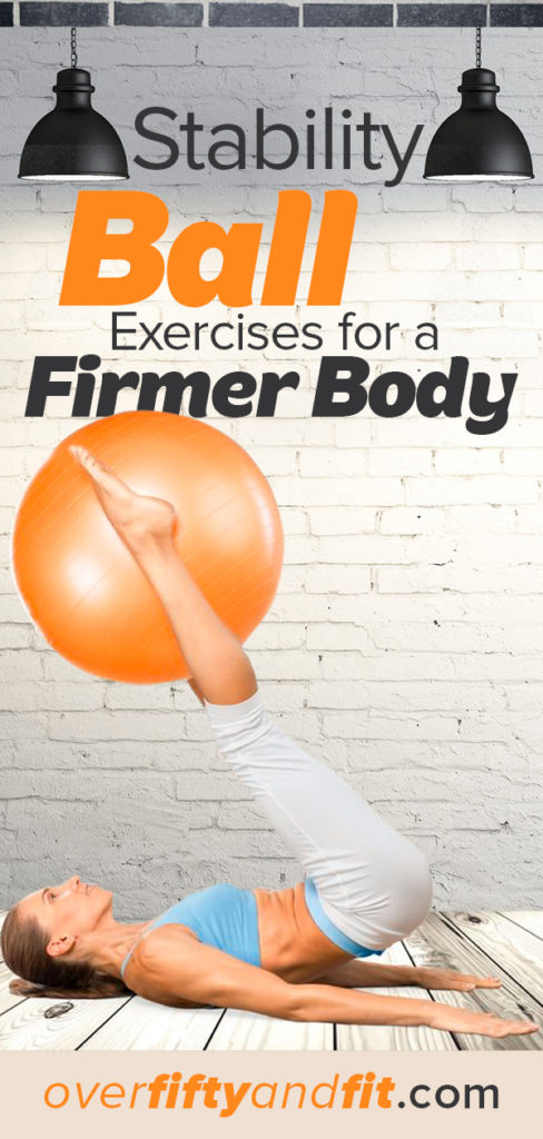 stability ball body exercises