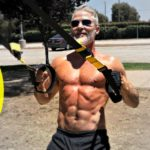 TRX Suspension Training Body-Weight Exercises You Can Do Outside to Get Fit