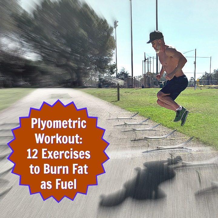 Plyometrics Jumping Exercises Great-Looking Legs
