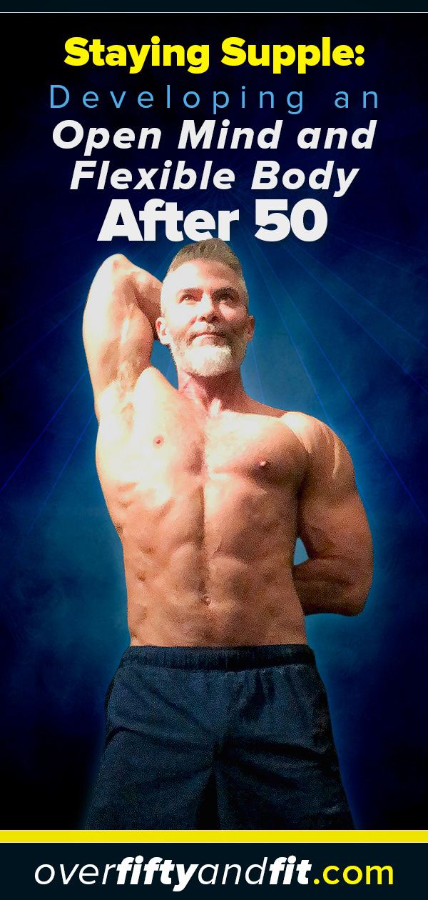 seasoned strong mature men aging