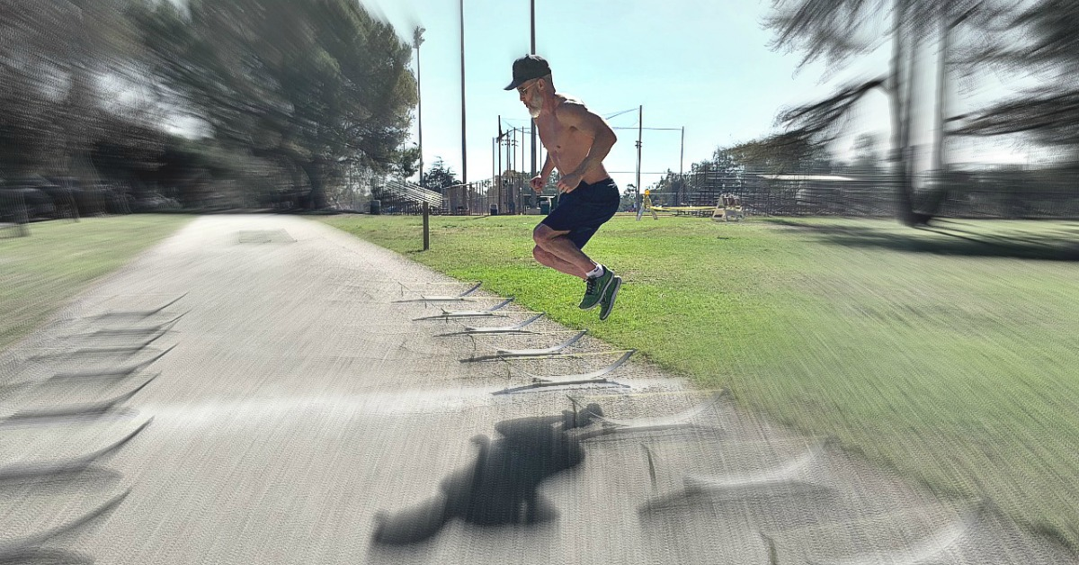jumping exercises plyometric
