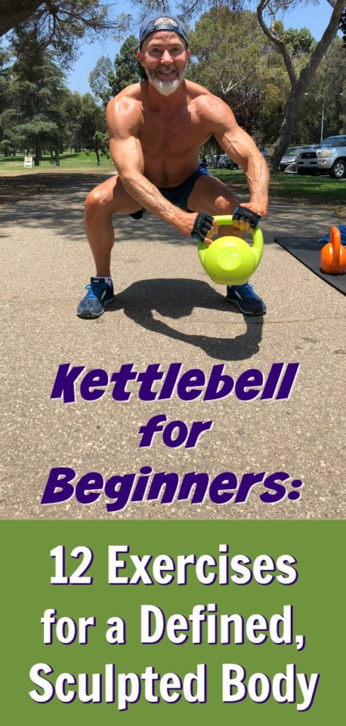 kettlebell beginners defined body