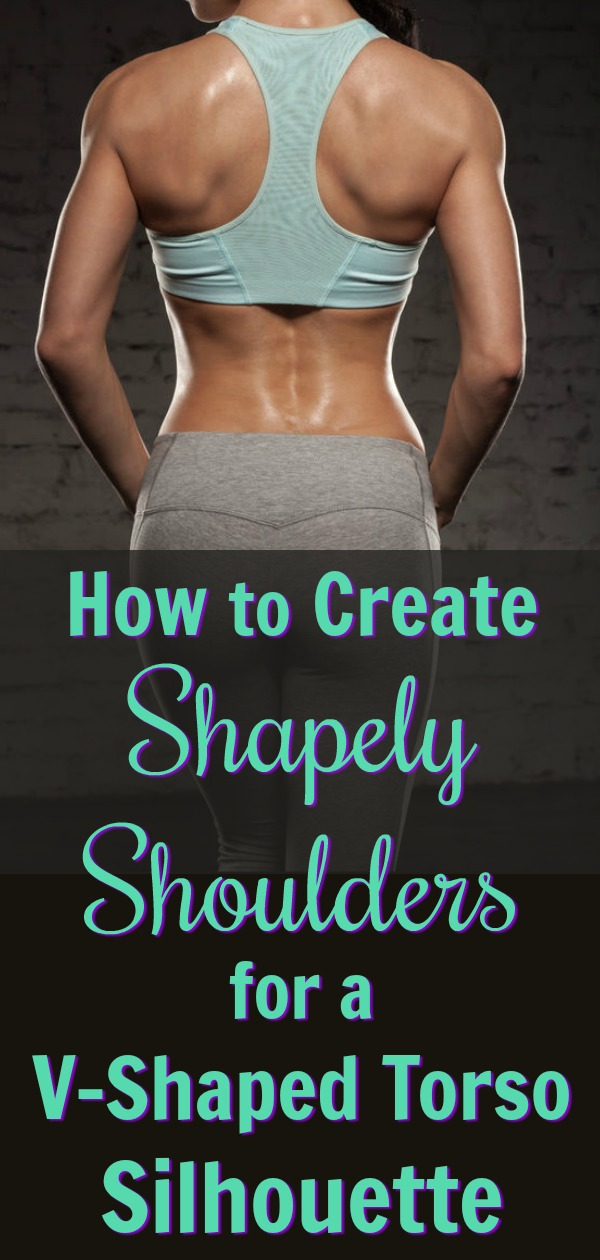 shapely shoulders