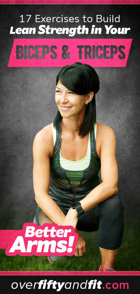 fit, mature woman resting before resuming workout