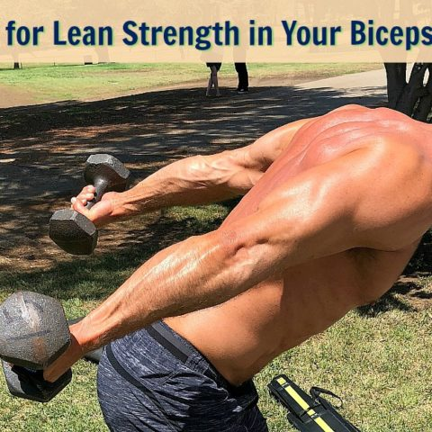 better arms biceps triceps lean strength