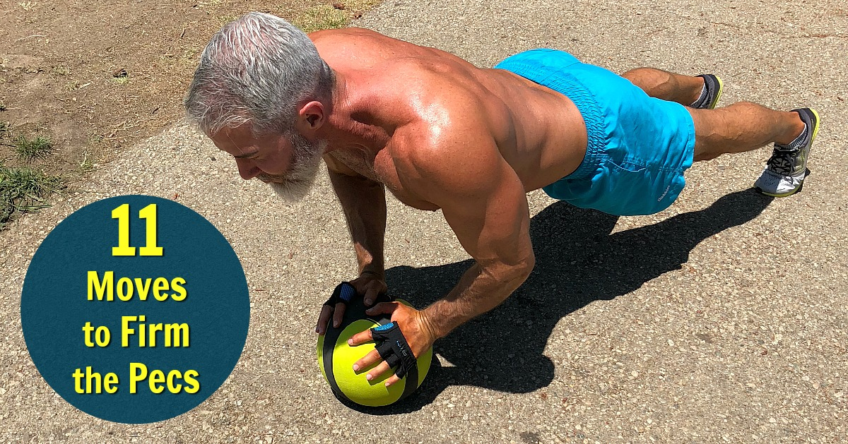exercises firm pectoral muscles