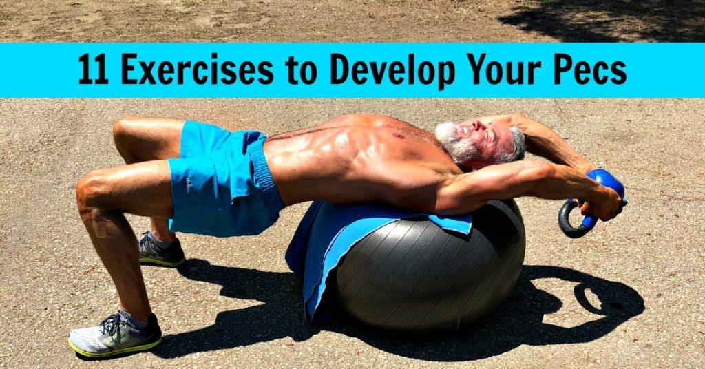 pec exercises develop chest