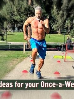 anaerobic exercise ideas sprints